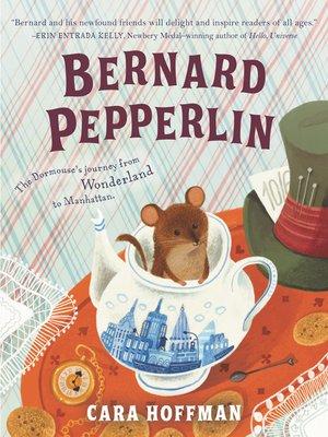 cover image of Bernard Pepperlin