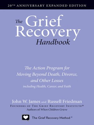 cover image of The Grief Recovery Handbook