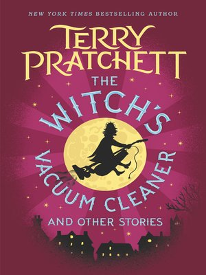 cover image of The Witch's Vacuum Cleaner and Other Stories