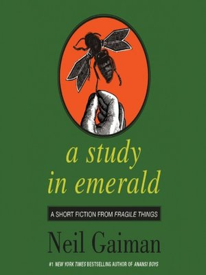 cover image of A Study in Emerald