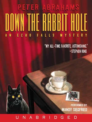 cover image of Down the Rabbit Hole