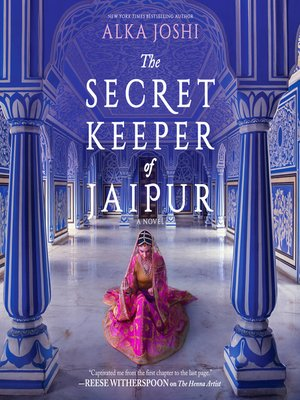 cover image of The Secret Keeper of Jaipur