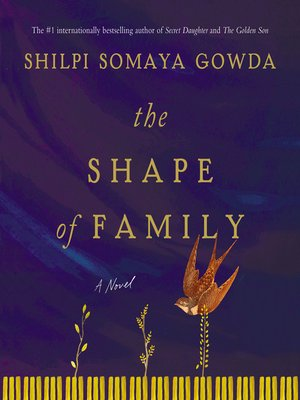 cover image of The Shape of Family