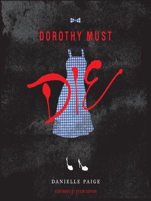 Dorothy Must Die Series Epub
