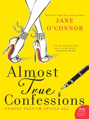 cover image of Almost True Confessions