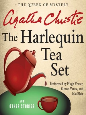cover image of The Harlequin Tea Set and Other Stories