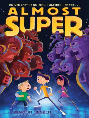 cover image of Almost Super