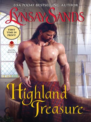 cover image of Highland Treasure