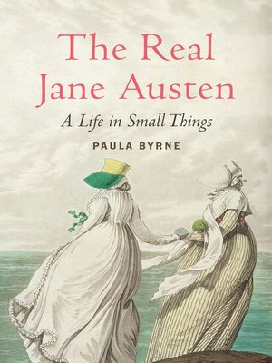 cover image of The Real Jane Austen