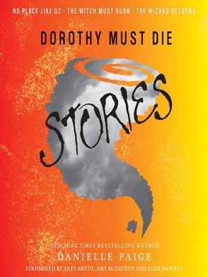 cover image of Dorothy Must Die Stories, Volume 1