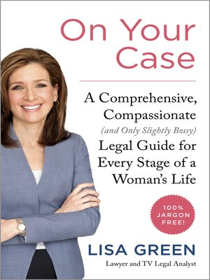 cover image of On Your Case