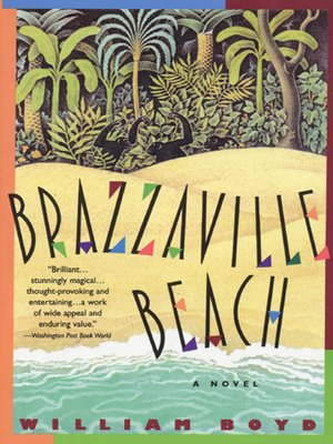 cover image of Brazzaville Beach