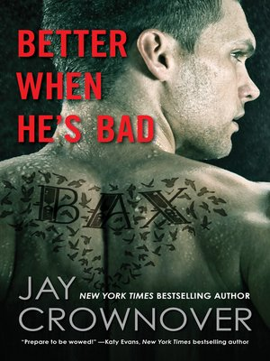 cover image of Better When He's Bad