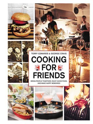 cover image of Cooking for Friends