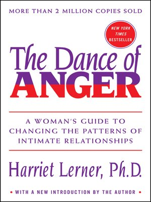cover image of The Dance of Anger