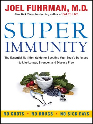 cover image of Super Immunity