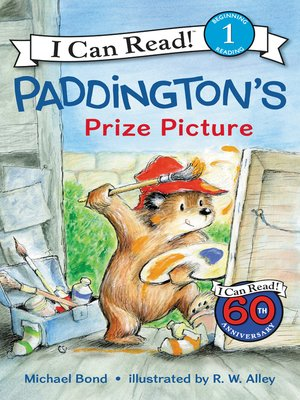 cover image of Paddington's Prize Picture