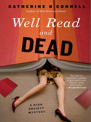 cover image of Well Read and Dead