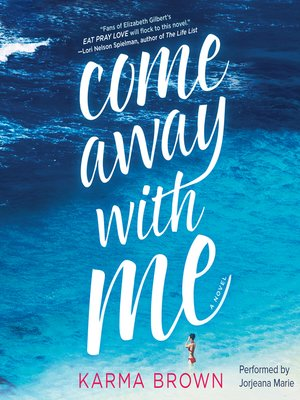 cover image of Come Away With Me