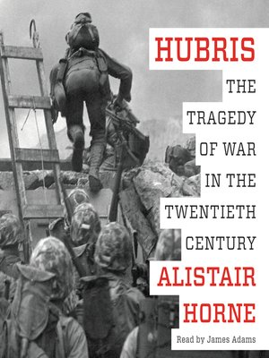 cover image of Hubris