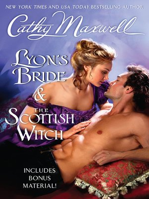 cover image of Lyon's Bride and the Scottish Witch with Bonus Material