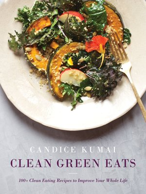 cover image of Clean Green Eats
