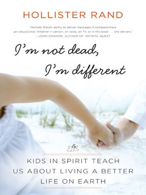 cover image of I'm Not Dead, I'm Different