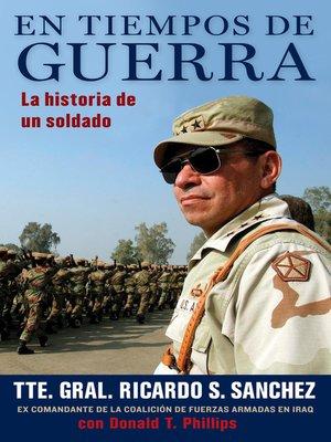 cover image of En tiempos de guerra