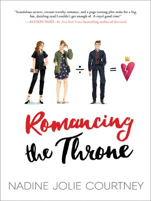 cover image of Romancing the Throne