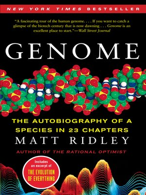 cover image of Genome