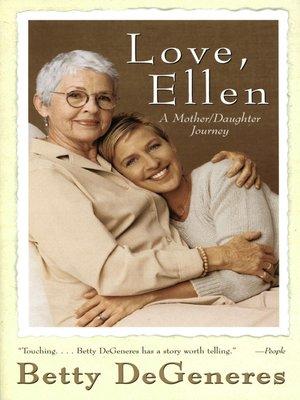 cover image of Love, Ellen