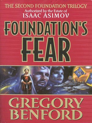 cover image of Foundation's Fear