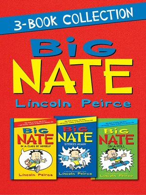 cover image of Big Nate 3-Book Collection