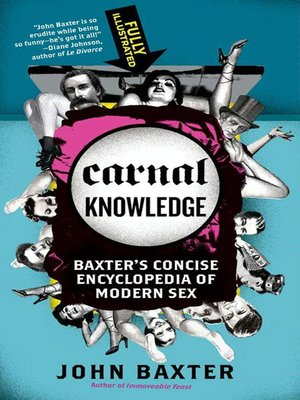 cover image of Carnal Knowledge