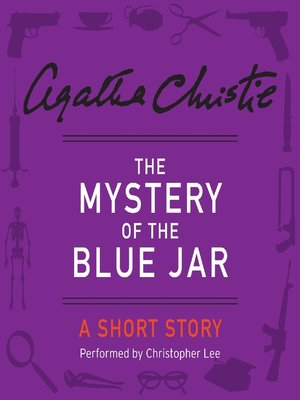 cover image of The Mystery of the Blue Jar