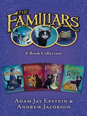 cover image of The Familiars 4-Book Collection