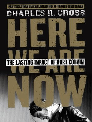cover image of Here We Are Now