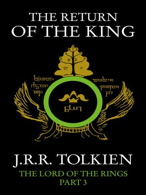 cover image of The Return of the King