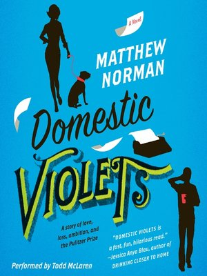 cover image of Domestic Violets