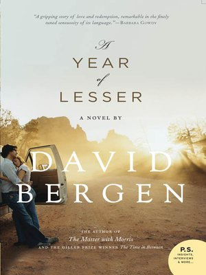 cover image of A Year of Lesser