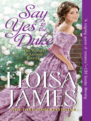 Say Yes to the Duke Book Cover