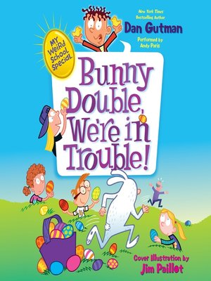 cover image of Bunny Double, We're in Trouble!