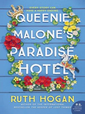 Queenie Malone's Paradise Hotel Book Cover