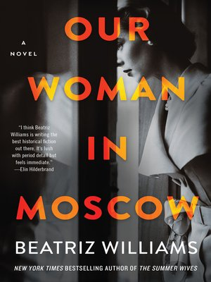 cover image of Our Woman in Moscow