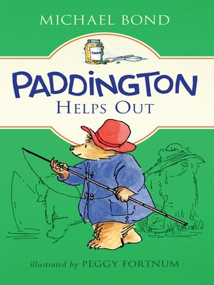 cover image of Paddington Helps Out