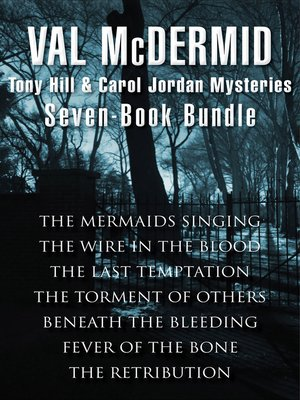 cover image of Val Mcdermid Seven-Book Bundle