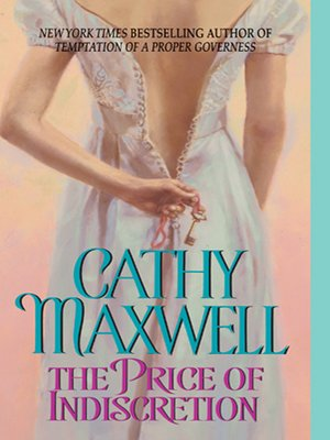 cover image of The Price of Indiscretion