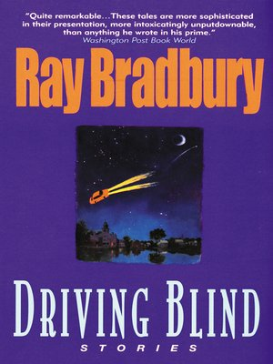 cover image of Driving Blind