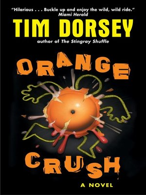 cover image of Orange Crush