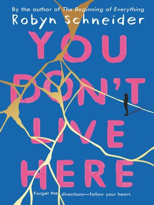 cover image of You Don't Live Here